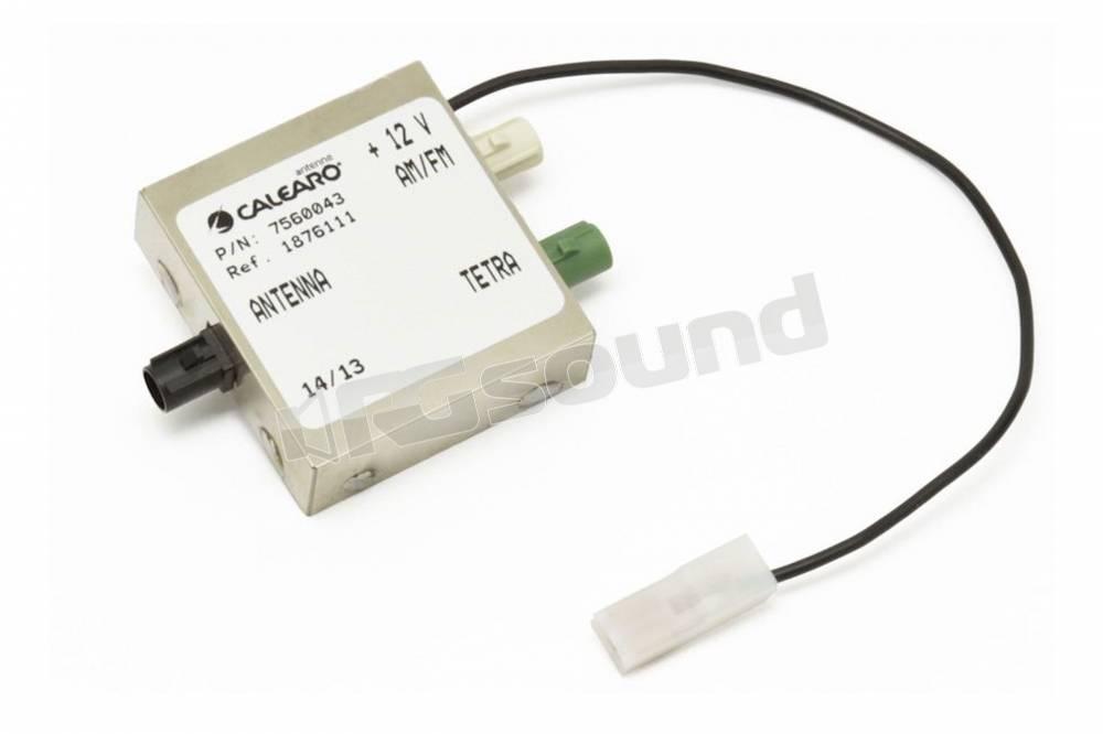 ROSEBEAR accessori di ricambio per antenna radio per autoveicoli in lega di alluminio adatti per toyota