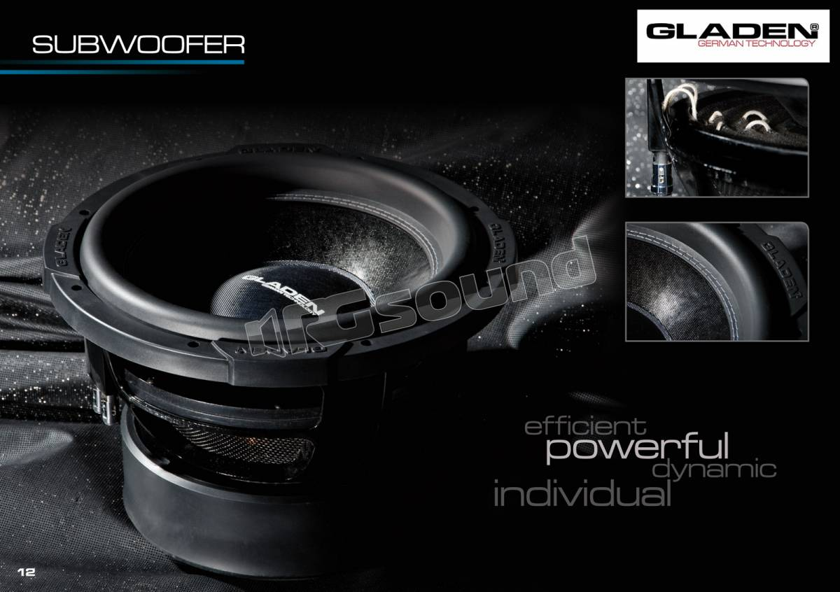 Gladen RS 08 EXTREME