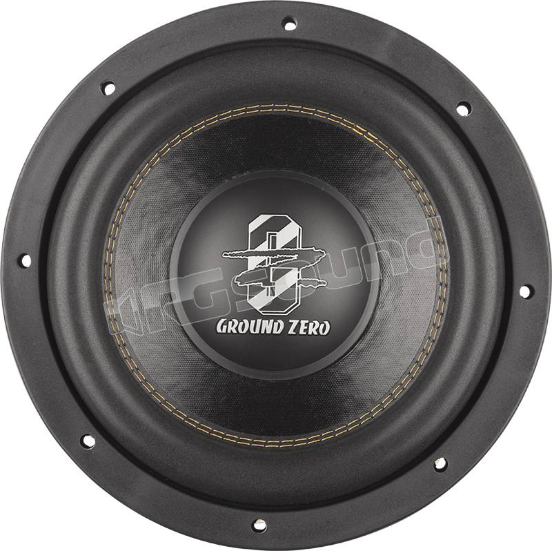 ground zero gzrw 10d4 subwoofer subwoofer rg sound. Black Bedroom Furniture Sets. Home Design Ideas