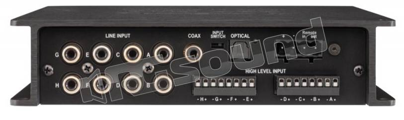 Helix HX DSP PRO processore High-end 10 canali | Processori