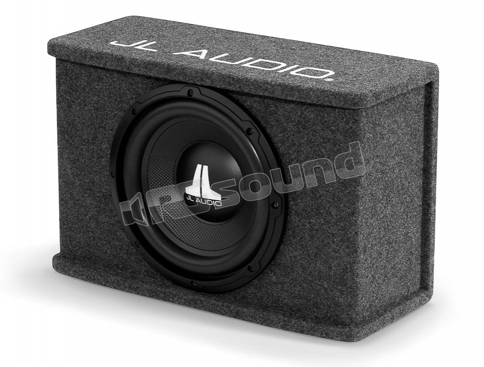 jl audio cs110 wxv2 4 subwoofer subwoofer in cassa. Black Bedroom Furniture Sets. Home Design Ideas