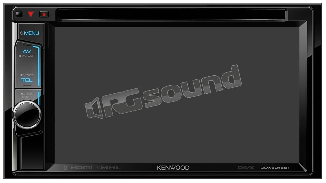 Kenwood DDX5016BT