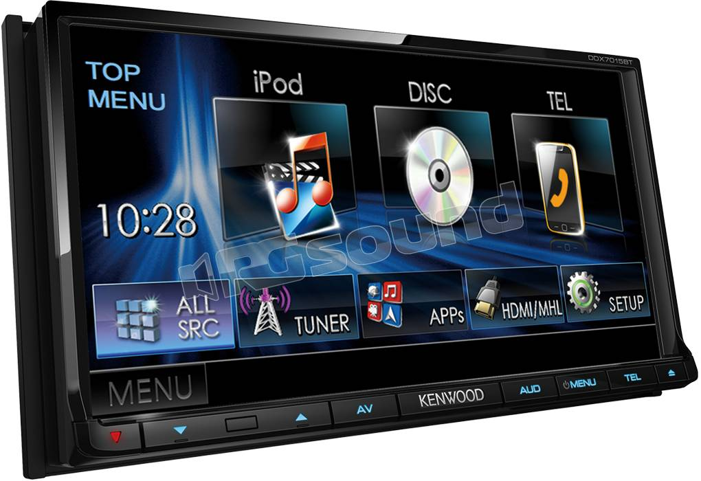 Kenwood DDX7015BT
