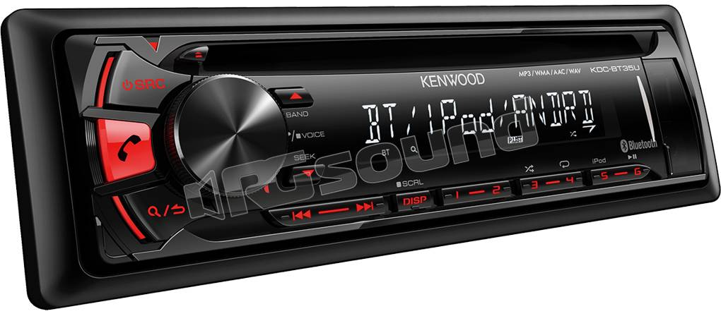 Kenwood KDC-BT35U