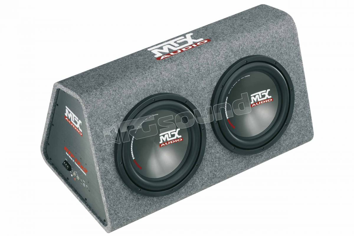 MTX audio RTP 12X2