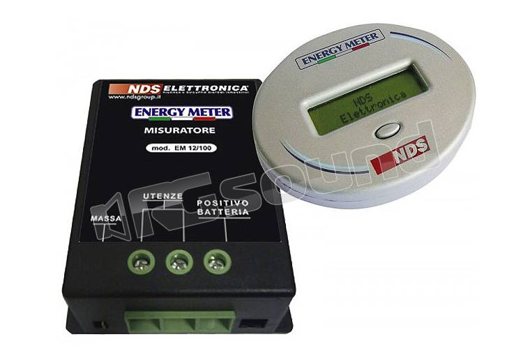 NDS Group EM 12-100 Energy Meter