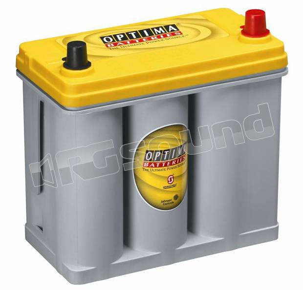 Optima Batteries Yellow Top YT R 2,7 D51R 8073-176