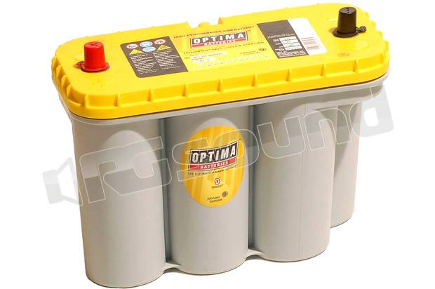 Optima Batteries Yellow Top YT S 5,5 D31A 8051-187