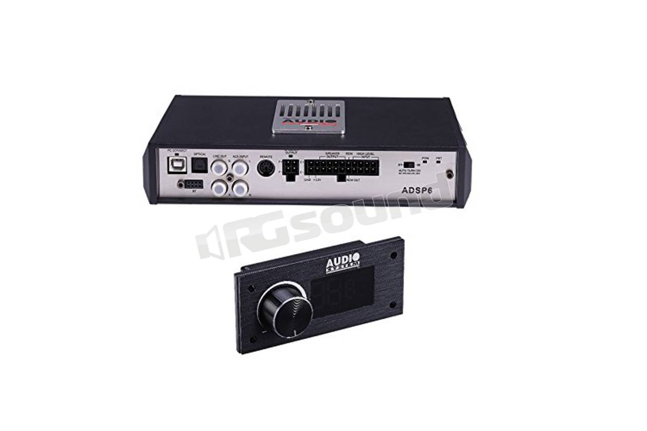 Audio System Italy ADSP6