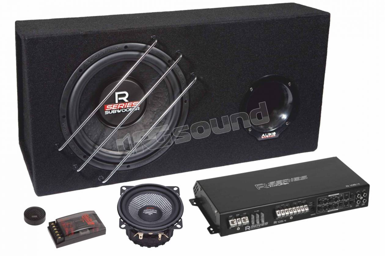 Audio System R-SERIES Set 100