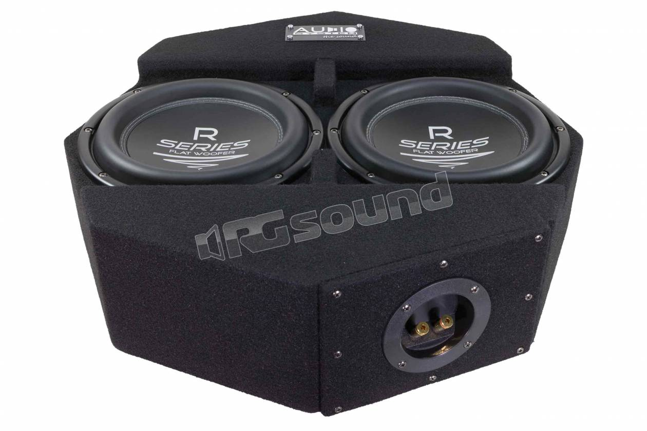 Audio System SUBFRAME R10 FLAT ACTIVE-2