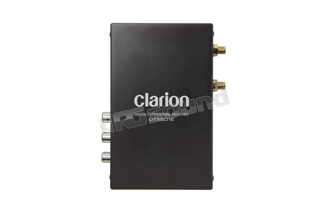 Clarion Nx501e Monitor Auto 1 E 2 Din Car Multimedia Nx700e Wiring Diagram Dtx501e