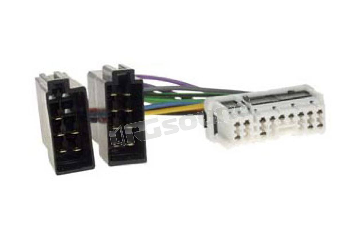 Connection Audison 321213-02
