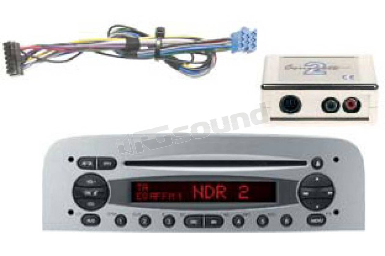 Connection Audison 40 AARS 001