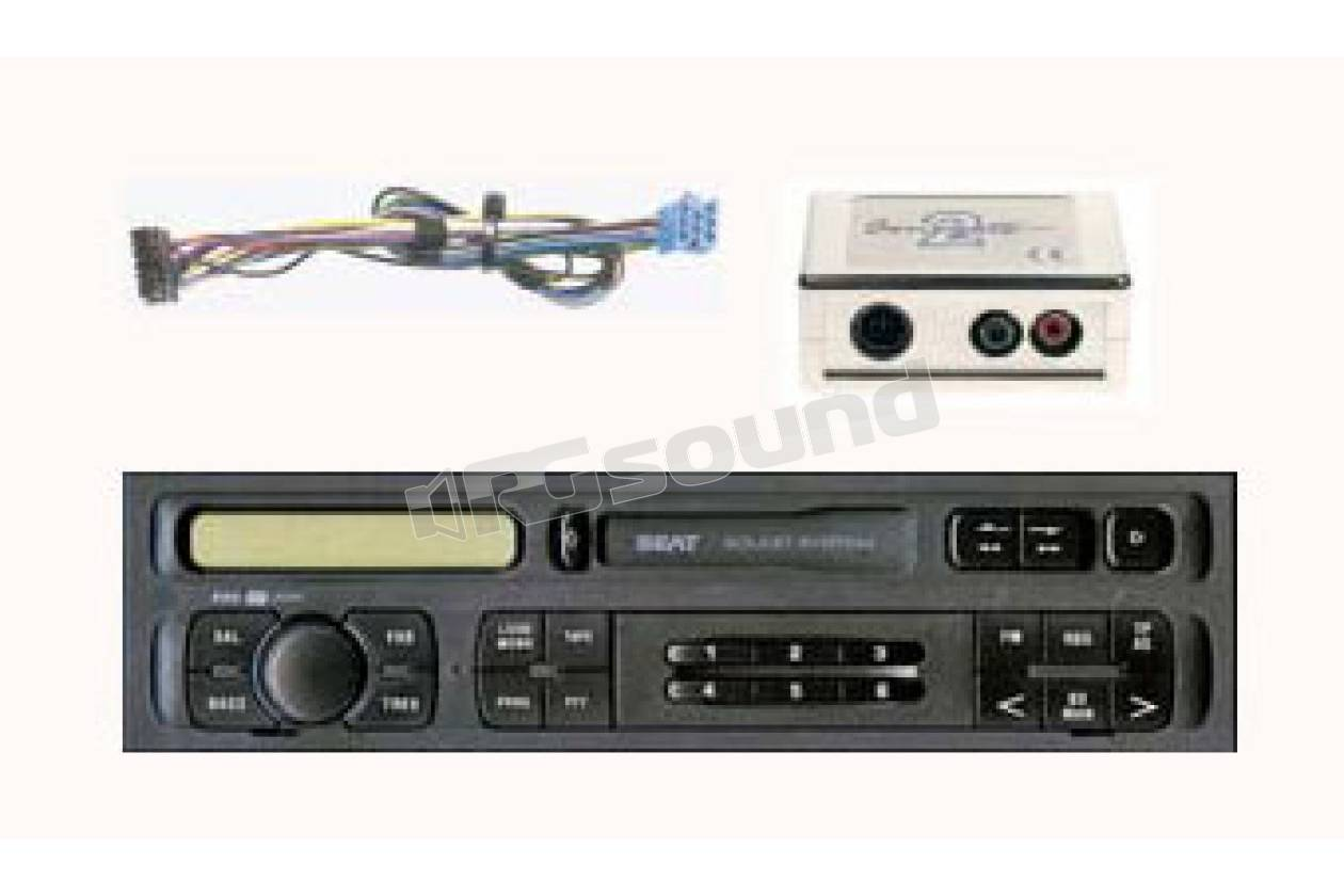 Connection Audison 40 ASTS 003