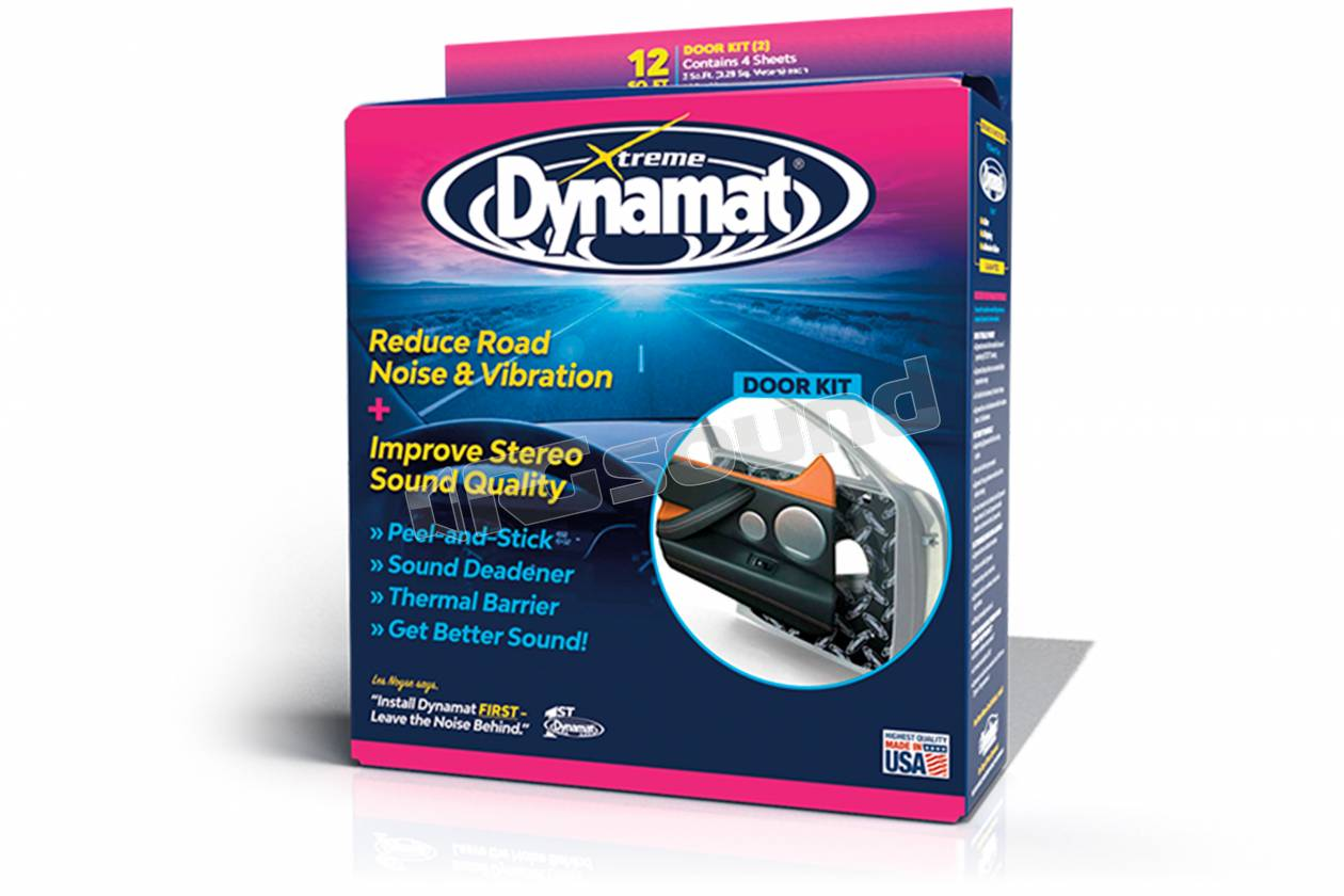 Dynamat DYN10435  Xtreme DOOR KIT