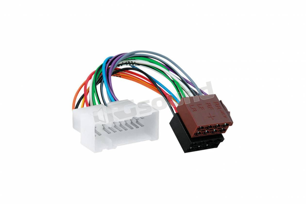 Focal NISSAN Y-ISO HARNESS