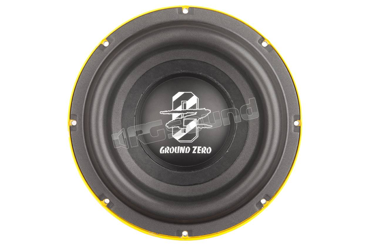Ground Zero GZPW 10SPL - 5 spider