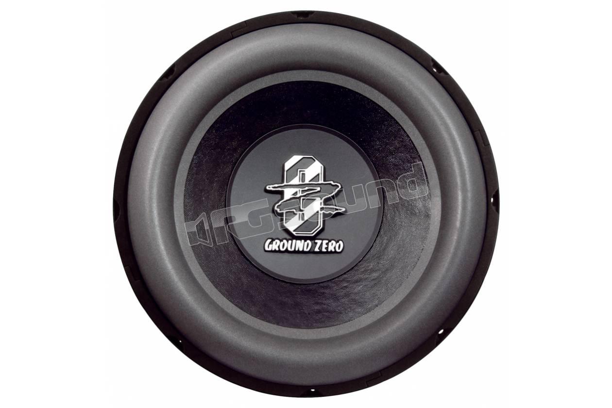 ground zero gzrw 300x subwoofer subwoofer rg sound store. Black Bedroom Furniture Sets. Home Design Ideas