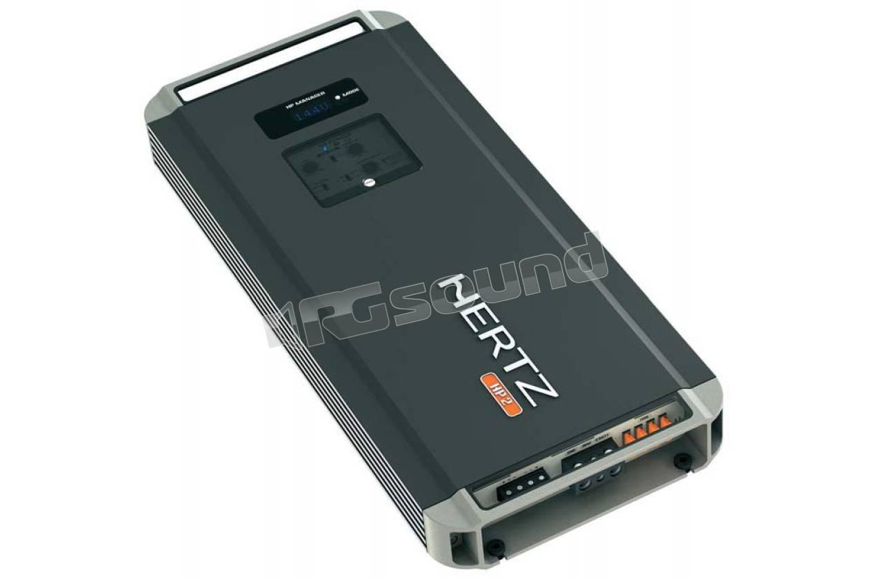 Hertz HP 2 - HP2 2x370W RMS | Amplificatori - 2 canali :: RG Sound