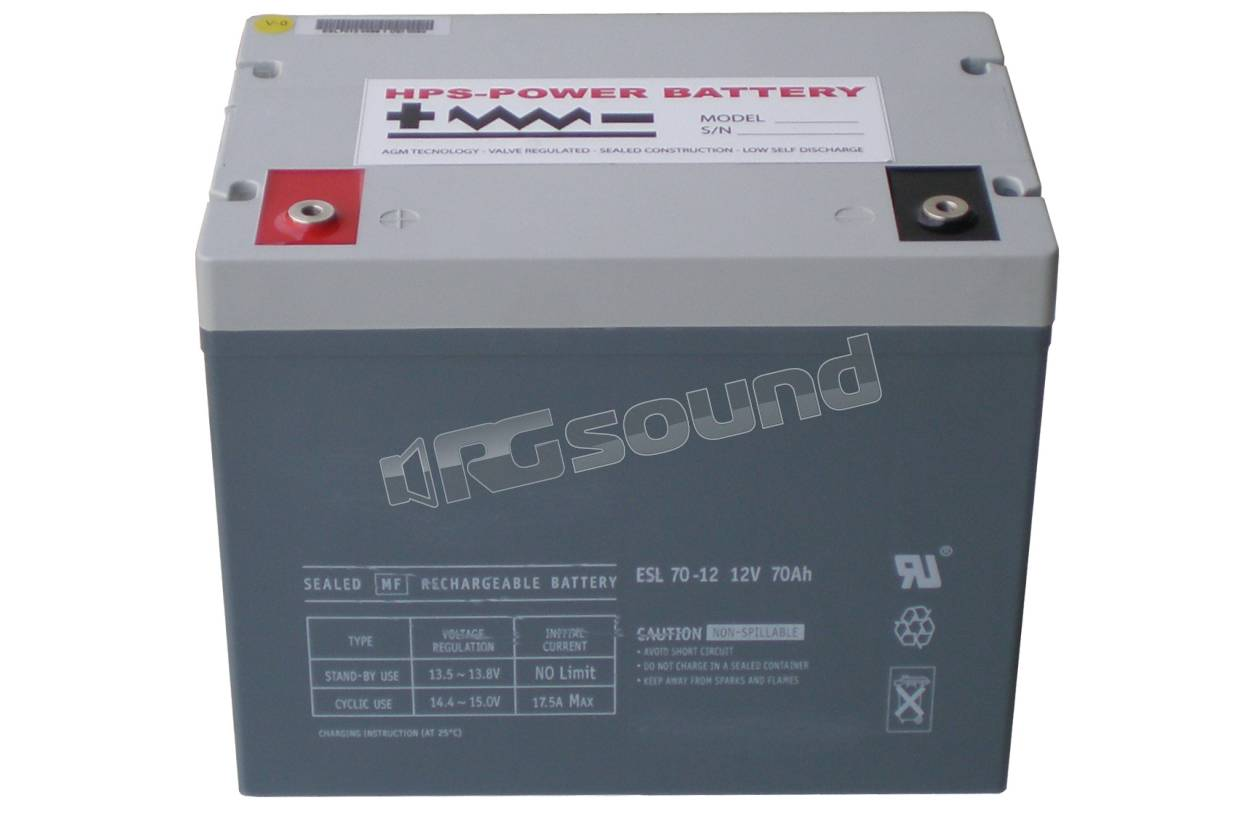 HPS-Power Battery HPS-75SL
