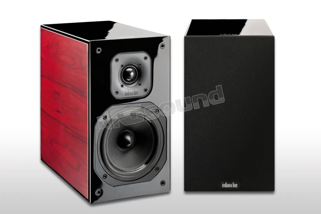Indiana line diva 255 diffusori a due vie da scaffale diffusori home rg sound store - Indiana line diva ...