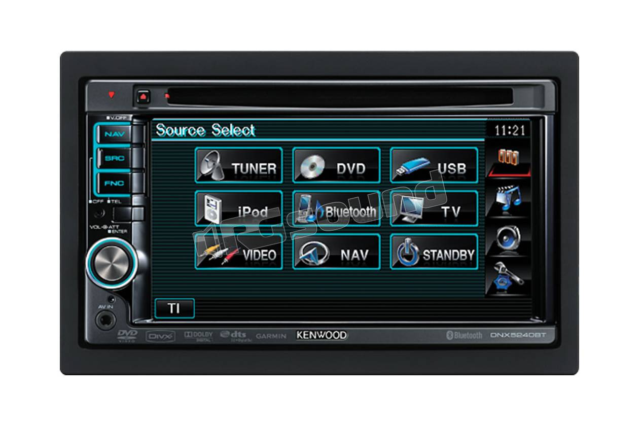 Kenwood DNX5240BT