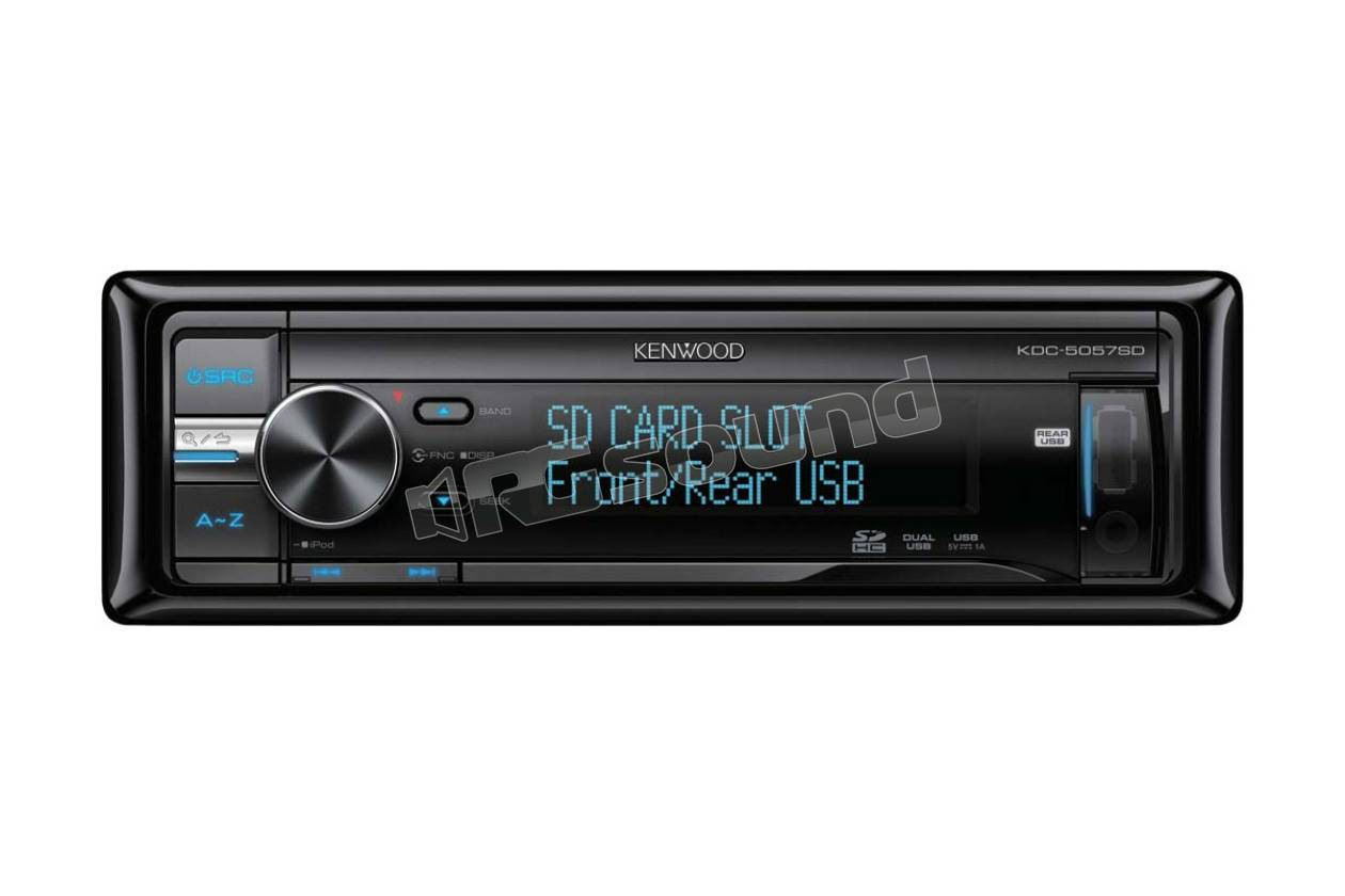Kenwood KDC-5057SD