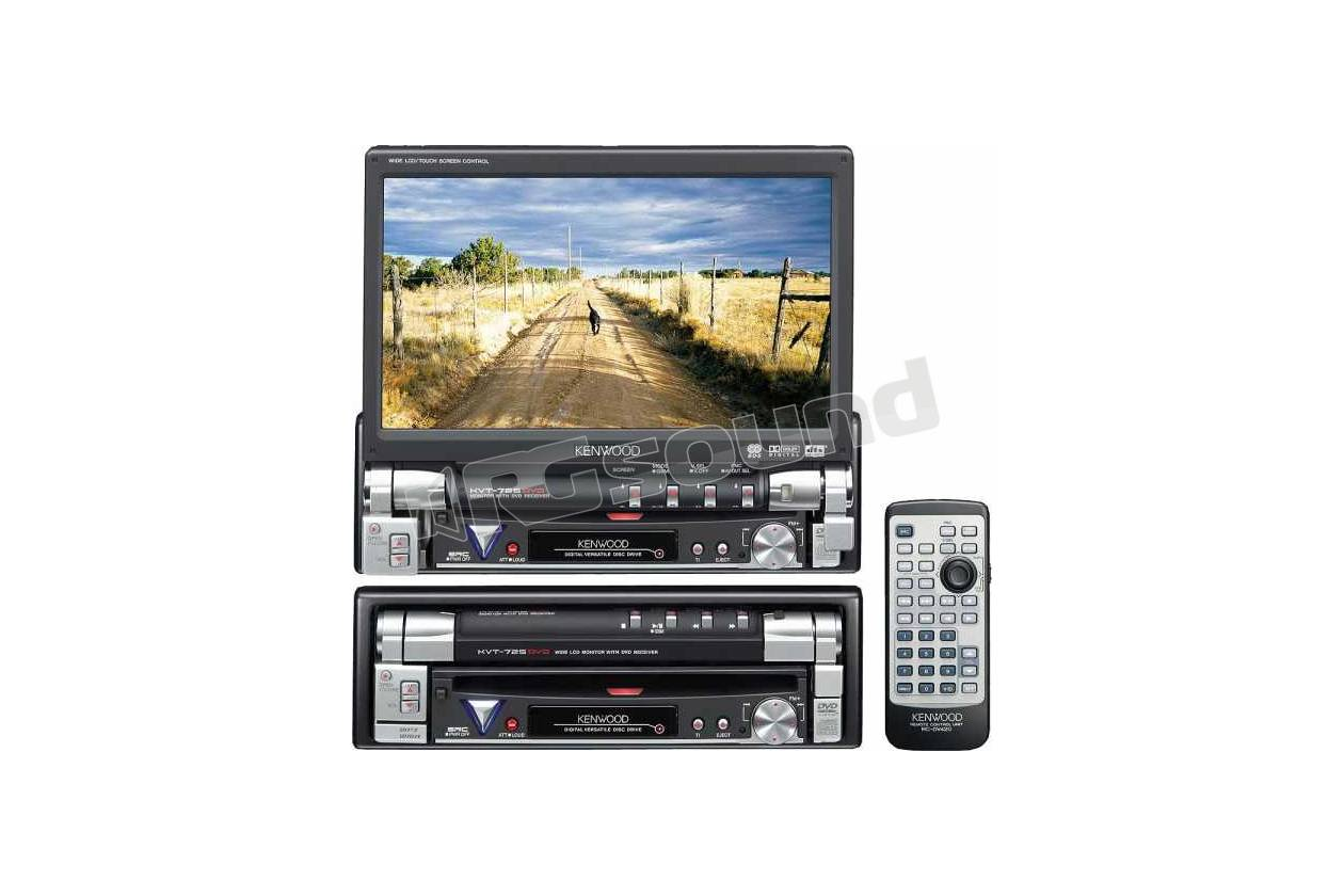 Kenwood KVT 725 DVD
