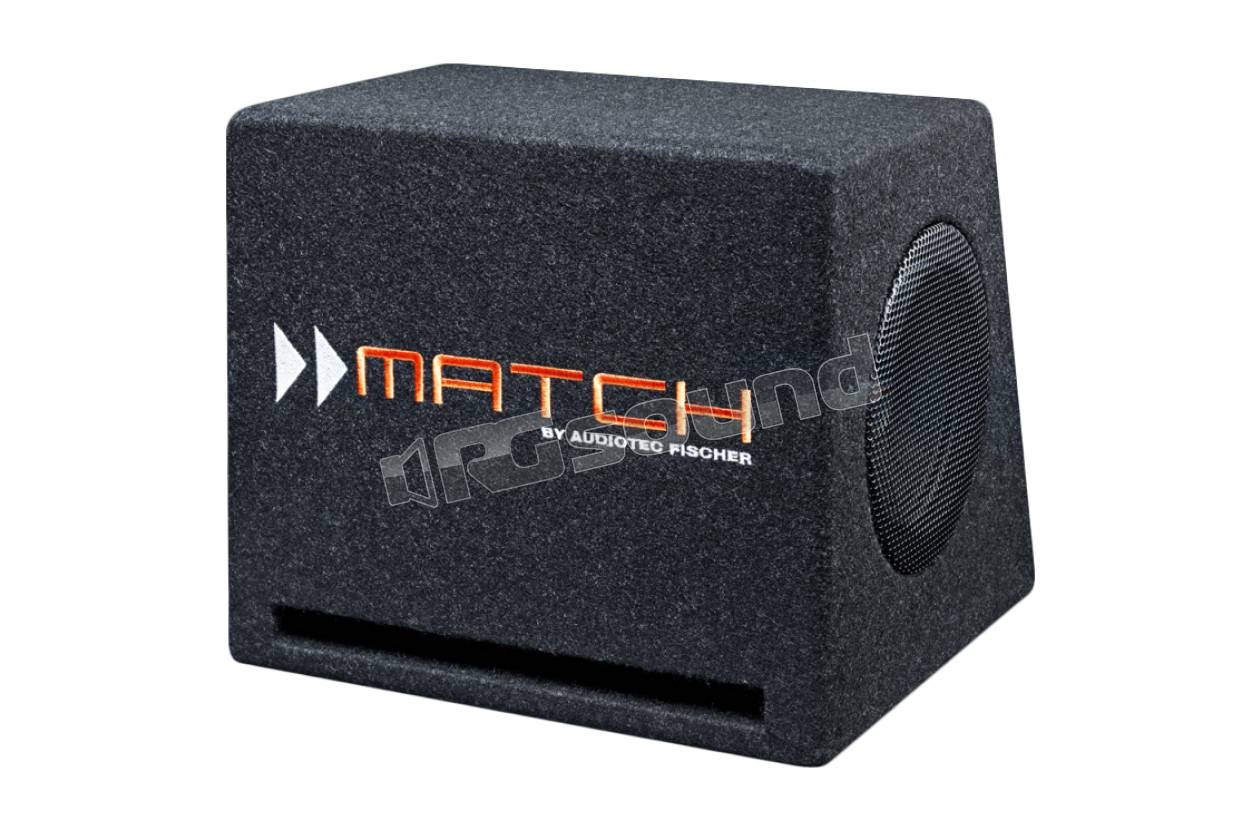 match pp 7e d plug play dual subbox subwoofer. Black Bedroom Furniture Sets. Home Design Ideas