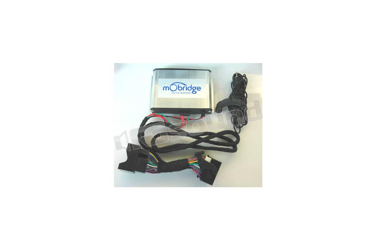 Mobridge 7137330 telefonia auto kit vivavoce rg for Mobridge bluetooth mercedes benz
