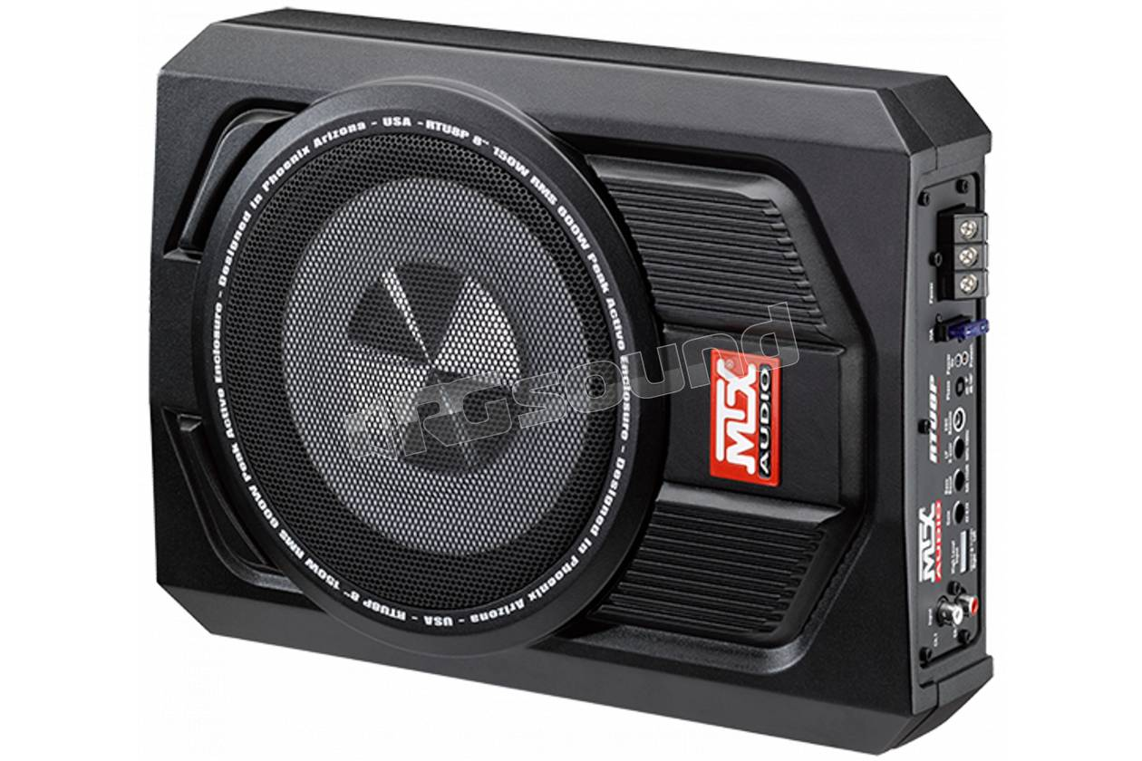 MTX audio RTU 8P