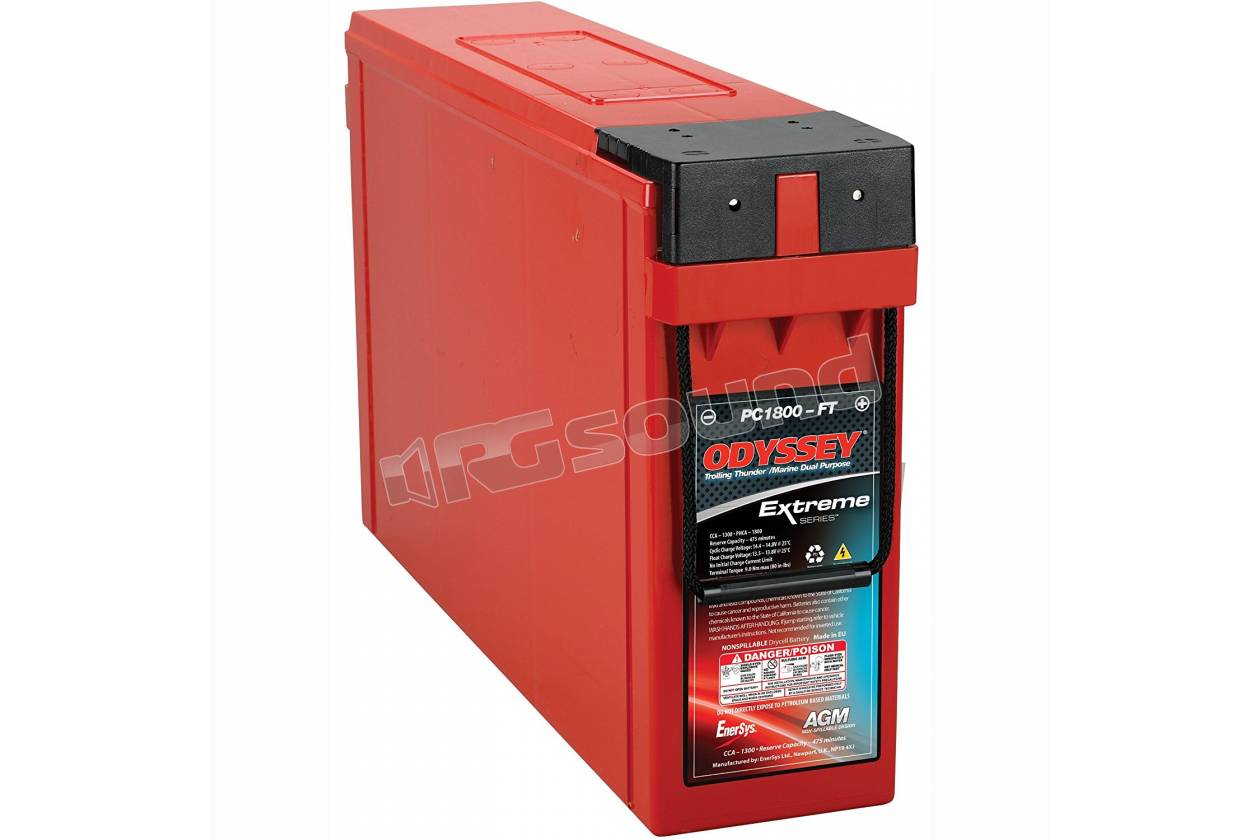 Odyssey Batteries PC1800-FT