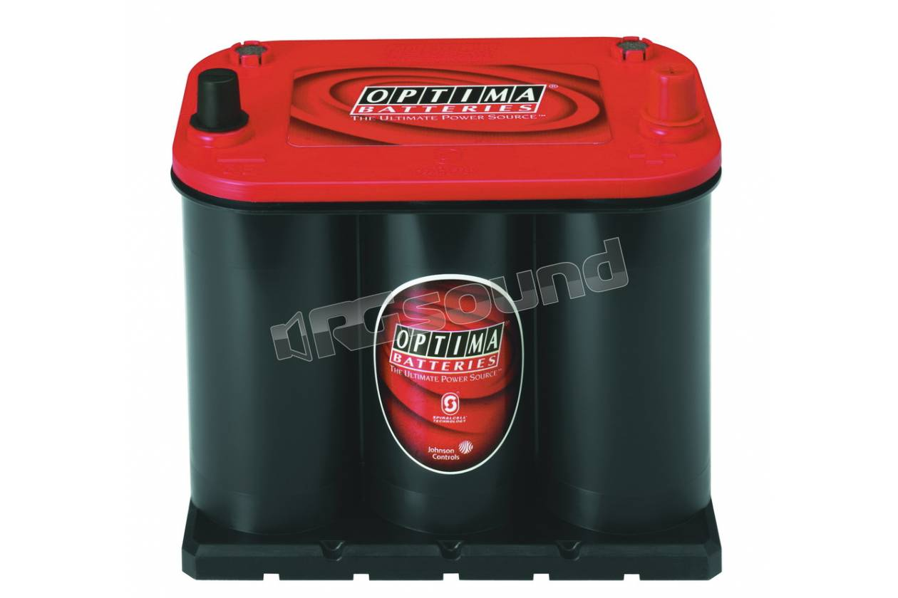 Optima Batteries RED Top RT R 3,7 8035-255