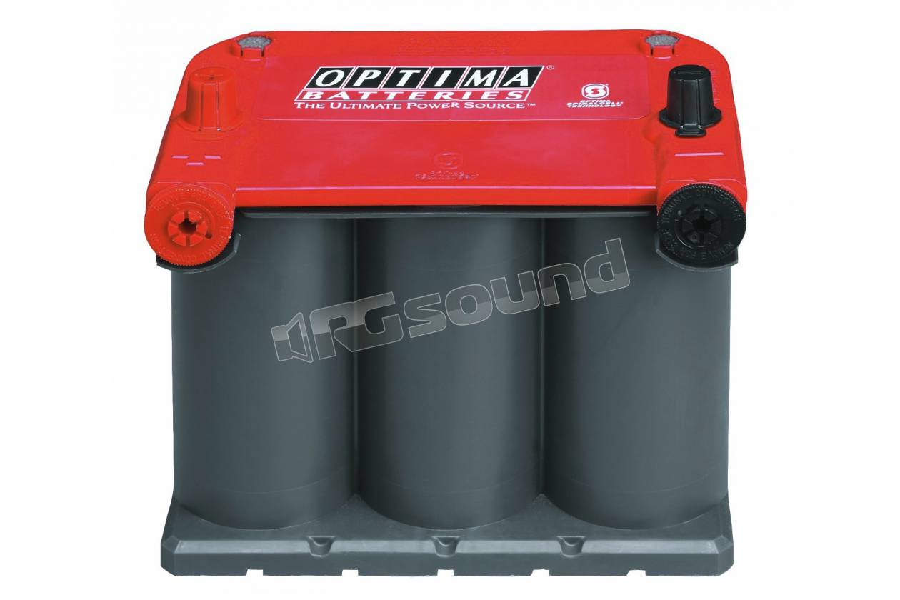 Optima Batteries RED Top RT U 3,7 8022-255