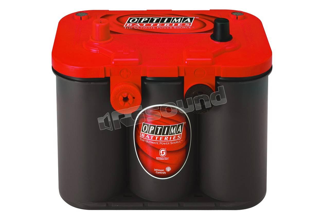 optima batteries red top rt u 4 2 34 78 8004 250 doppio. Black Bedroom Furniture Sets. Home Design Ideas