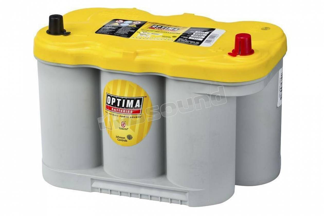 Optima Batteries Yellow Top 8037-327 R 5,0 BCI D27F