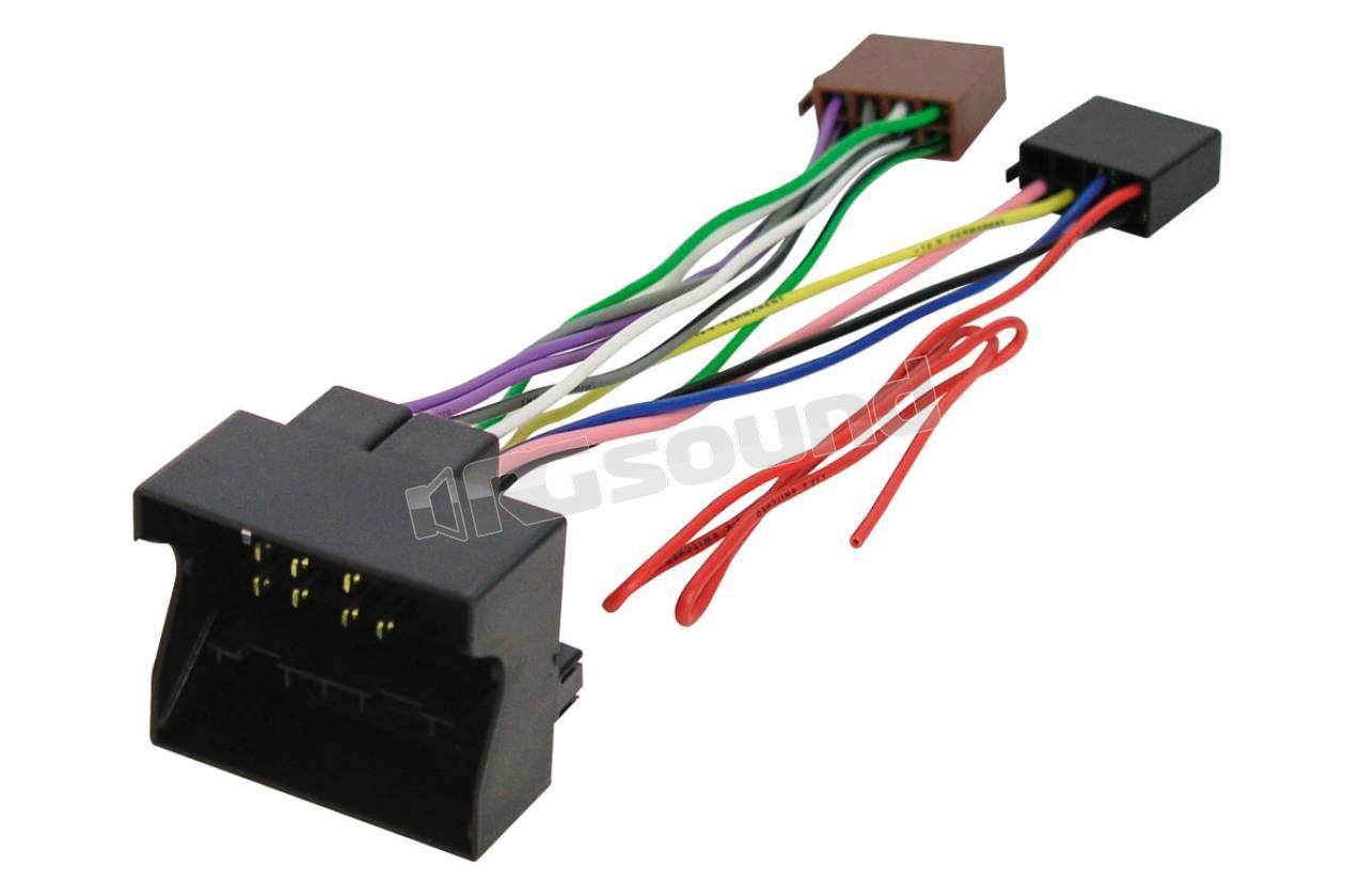 Cavo elettrico e altoparlanti ISO PEUGEOT 207 307 208 308 3008 5008 RCZ PARTNER