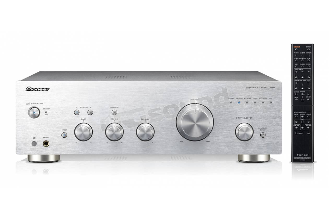 Pioneer A-50-S