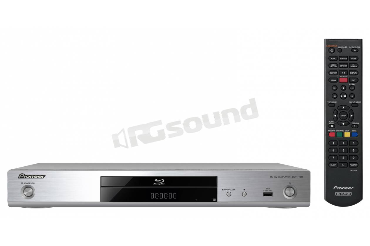 Pioneer BDP-160-S