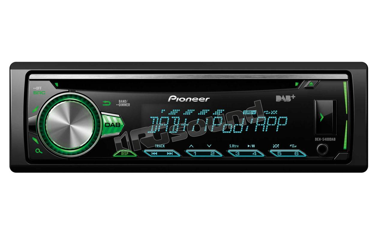 Pioneer DEH-S400DAB