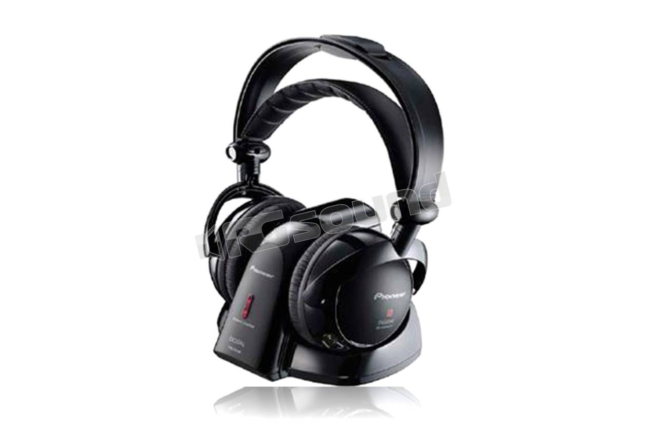 Pioneer SE-DRF41M Wireless - colore nero  cebf45b032cc