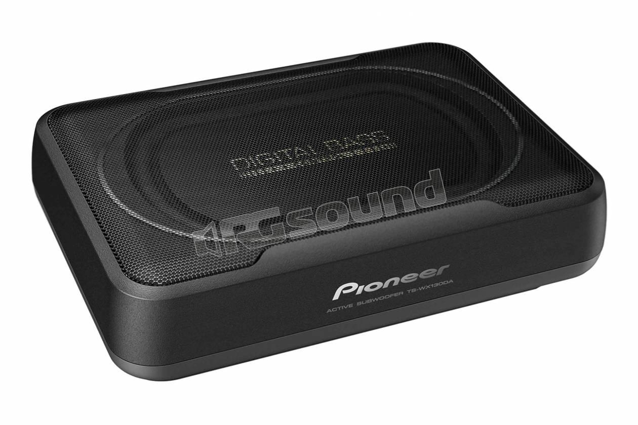 pioneer ts wx130da sub attivo 20cm con controllo dei bassi. Black Bedroom Furniture Sets. Home Design Ideas