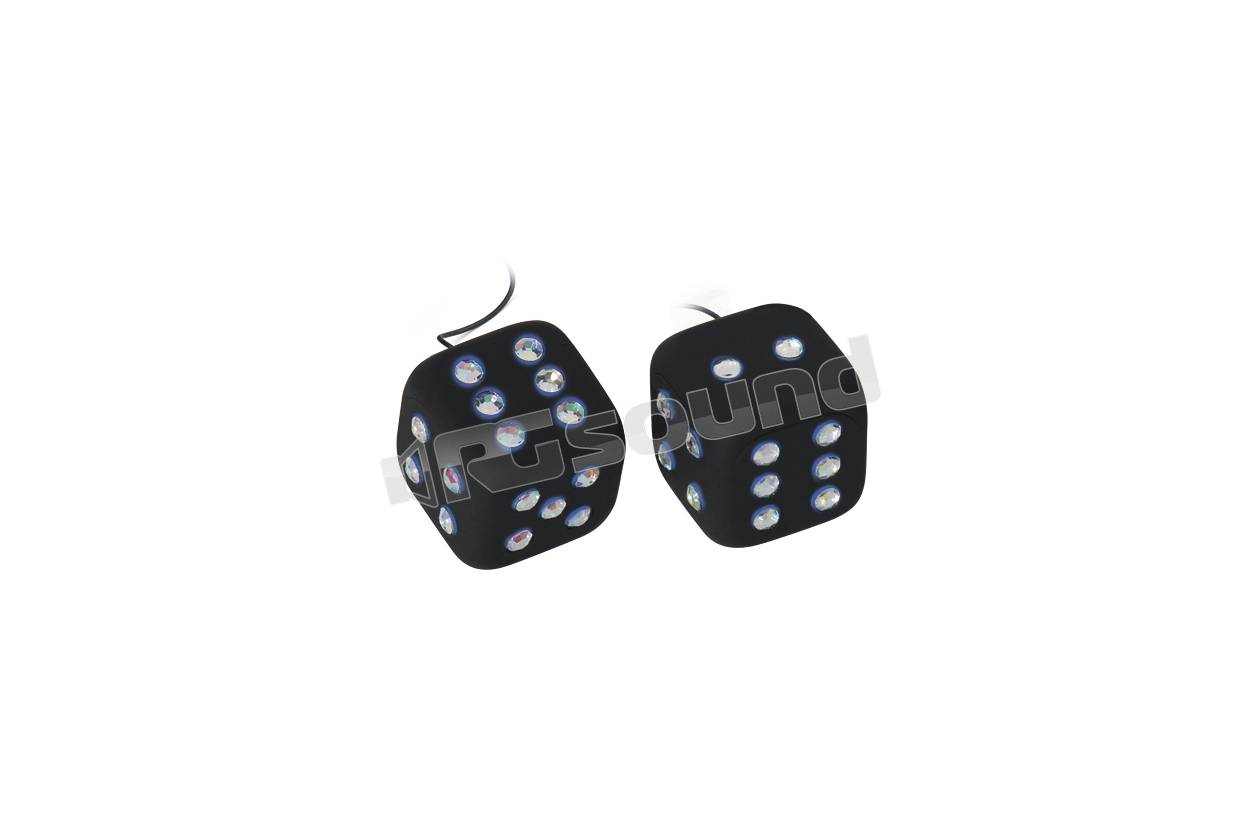Simoni Racing Sparkling led dice - DICE