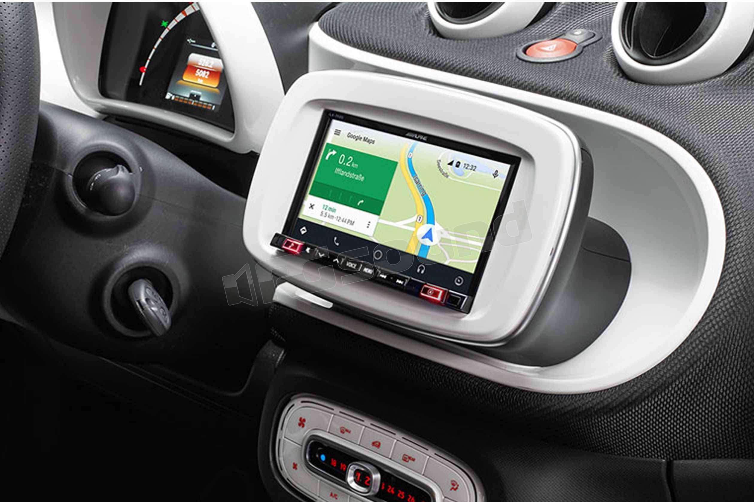 alpine ilx 702d apple car play e android auto monitor. Black Bedroom Furniture Sets. Home Design Ideas