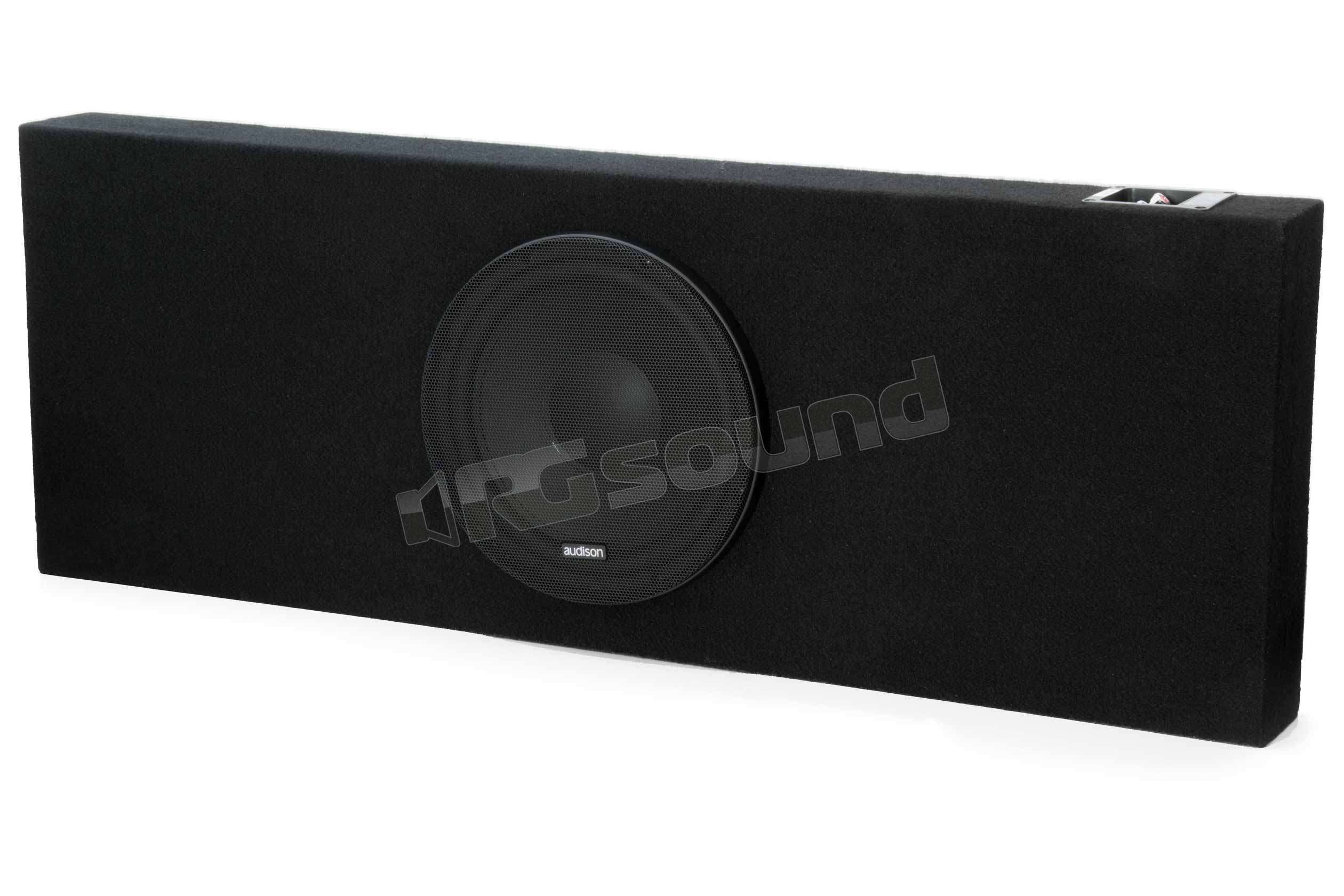 audison apbx g7 sub 25cm plug play vw golf 7 subwoofer. Black Bedroom Furniture Sets. Home Design Ideas