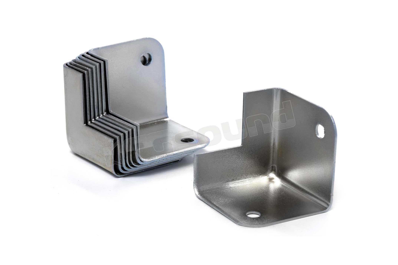 Angoliere In Metallo.Az Audiocomp Mc 10 Protezioni In Metallo Per Angoli Casse Acustiche E Box 8pz Casse Acustiche Box Per Sub Accessori Gladen Sub Frames E