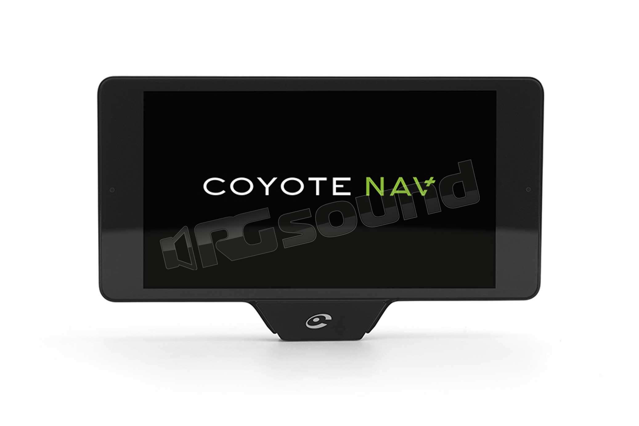 coyote coyote nav navigatore e assistente alla guida 1 mese abboname rg sound store. Black Bedroom Furniture Sets. Home Design Ideas