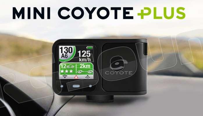 coyote mini coyote plus assistente di guida abbonamento 12 mesi incl rg sound store. Black Bedroom Furniture Sets. Home Design Ideas