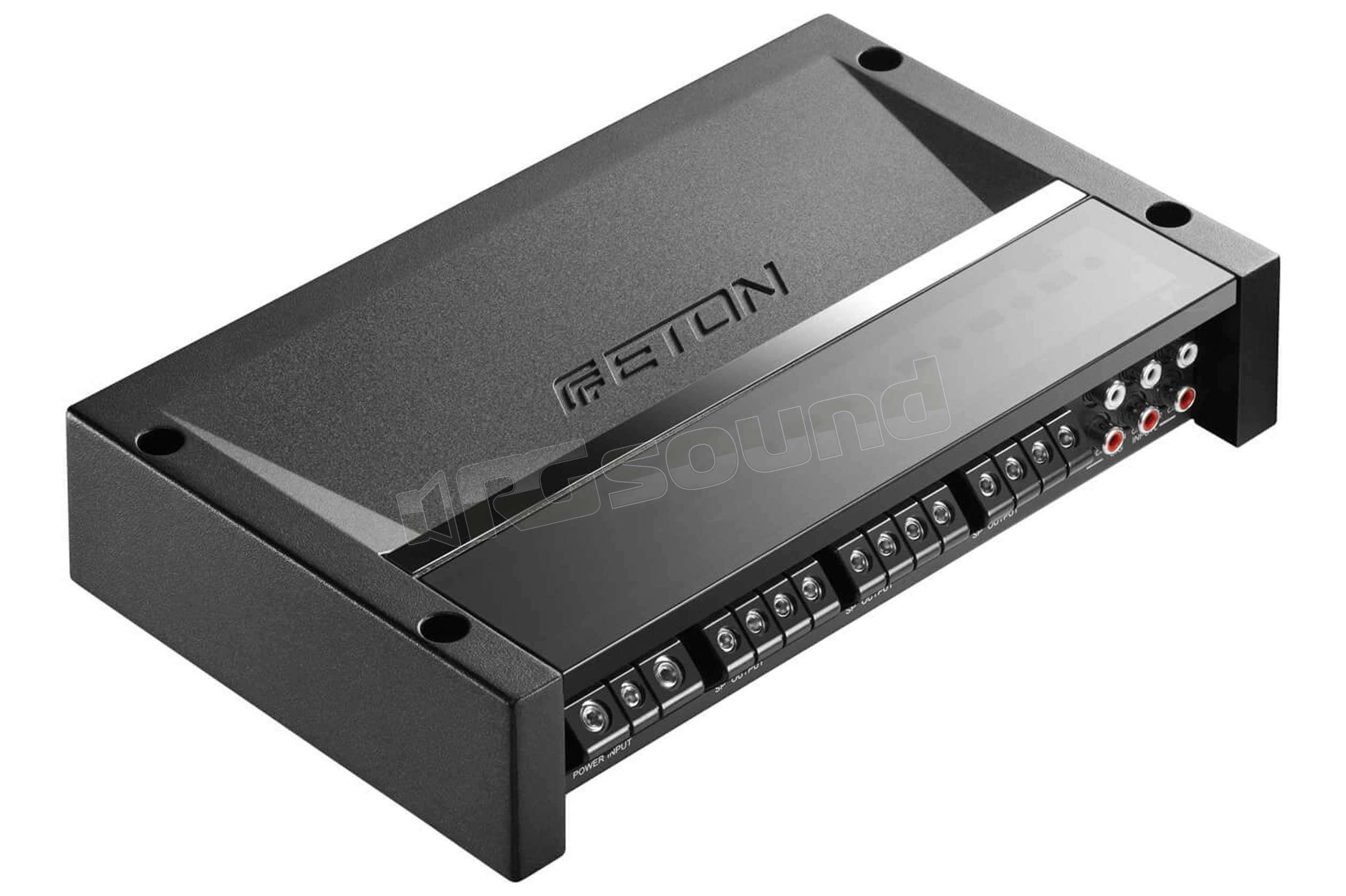 ETON SDA 100.6 amplificatore 6 canali in Classe D | Amplificatori